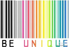 be unique barcode Pride Tattoo, I Tattoo, Barcode Tattoo, Stolz Tattoo, Christopher Street Day, Art Room Posters, Rainbow Tattoos, Think, Lettering