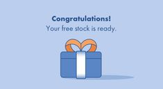 ►► Here's a 100% Guaranteed Chance to Get a FREE Stock to Add to Your Investments - Claim Yours RIGHT NOW! ►► #Free, #FreeMoney, #Freebioe, #Investment, #Stock, #StockMarket, #Stocks ►► Freebie Depot Free Birthday, Birthday Stuff, Free After Rebate, Amazon Shares, Free Stock, Right Now, Free Samples, Stock Market, Free Money