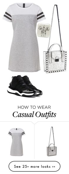 """""""Keep it casual"""" by foreverfashionqueen on Polyvore"""