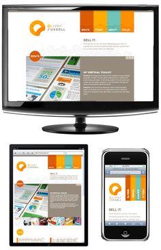 20 Awesome Responsive Websites  #responsive #webdesign #inspiration