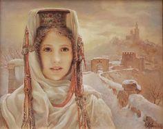 Maria Ilieva, 1973, Bulgaria