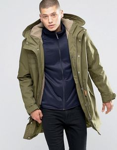 Buy adidas Originals Quilt Parka In Green at ASOS. With free delivery and return options (Ts&Cs apply), online shopping has never been so easy. Get the latest trends with ASOS now. Adidas Originals, Asos, Rain Jacket, Bomber Jacket, Parka, Fashion Online, Zip Ups, Latest Trends, Windbreaker