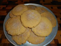 All Things Carbalose Flour Low Carb SugarFree Diabetic Chef's Recipes Brown Sugar Cookies, Ginger Cookies, Chef Recipes, Dessert Recipes, Flour Recipes, Carbquik Recipes, Thing 1, Keto Cookies, Diabetic Friendly