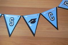Graduation Banner, Custom Graduation Banner, Custom Congratulations Banner, Class of 2017 Banner by ReginesPartyBoutique on Etsy
