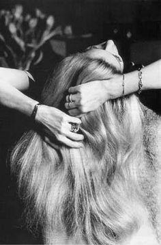 Catherine Deneuve by Helmut Newton, 1976