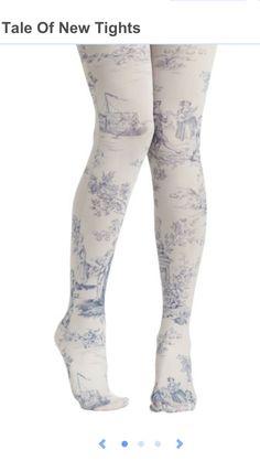 Modcloth tights- so cute and unique