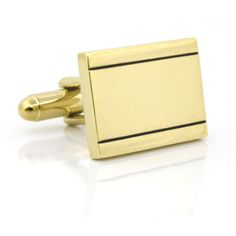Snooker Table Gold-tone Cufflinks Money Clip Engraved Gift Set