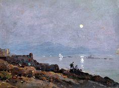 Nicolas De Corsi - Paesaggio