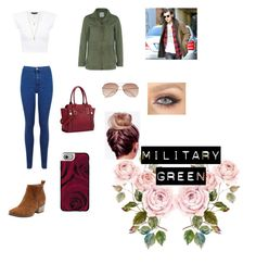 """""""Shopping With Harry"""" by haybeebaby on Polyvore featuring Miss Selfridge, Madewell, H&M, Casetify and Forever 21"""