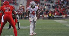 INDIANAPOLIS — One man's Percy Harvin is another man's Reggie Bush. As an NFL prospect, Ohio State H-back Curtis Samuel presents like an inkblot test in cl