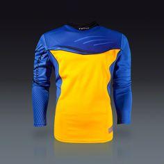 837bf9626 adidas Precio 14 Blue/Neon Soccer Goalkeeper Jersey - model F50681 - Only  $31.49 | Goalkeeper Corner | Soccer, Soccer goalie, Soccer uniforms