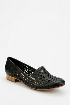 64980e99db6d Dolce Vita Ipis Cutout Leather Loafer Weather Wear