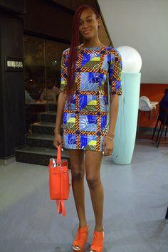 Comment porte t-on le pagne à Abidjan