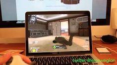 Смотреть онлайн видео Gaming on Retina Macbook Pro 13″ 2013 — Black Ops 2, Counterstrike Global Offensive & DOTA 2