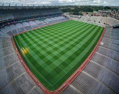 croke park stadium dublin ireland