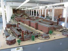 Lego warehouse district