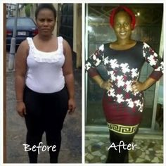 How do I lose weight using exercise and diet?   NAIJ.COM