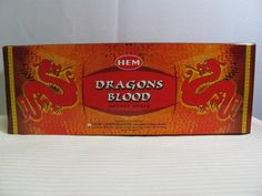 Hem Dragon's Blood Incense (Box of 6 20gram tubes) Hem http://www.amazon.com/dp/B0083UGNOG/ref=cm_sw_r_pi_dp_yc2Hvb1FAKBXG