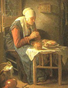 Mujer católica 1600