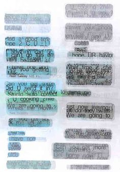 This fun contemporary piece features a conversation via text. This piece has a mate, Mixed Messages II.