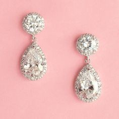 You need super awesome earrings! I know how you feel about jewelry :)