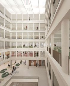 David Chipperfield  Herzog  de Meuron . LSE (5)