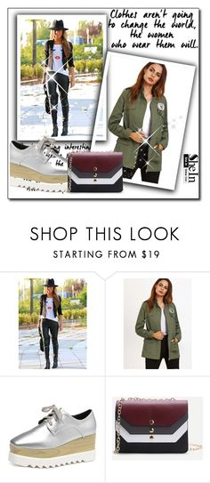 """""""shein"""" by fatimka-becirovic ❤ liked on Polyvore"""