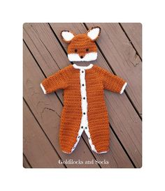 Your place to buy and sell all things handmade - Etsy - Your place to buy and sell all things handmade Baby fox outfit, newborn crochet outfit, infant animal outfit, newborn Halloween, crochet winter out - Baby Ewok Costume, Fox Halloween Costume, Baby Animal Costumes, Baby Boy Halloween, Newborn Halloween, Halloween Crochet, Halloween Ideas, Baby Costumes, Halloween Projects