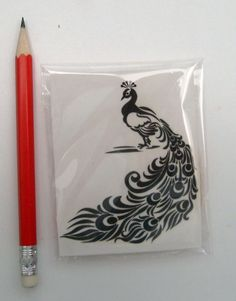 Clear Stamp ~ Perfect Peacock Vintage Antique ~ Unmounted Acrylic Rubber Stamp in Crafts, Stamping & Embossing, Stamps   eBay