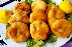 Φανταστικο κουρκούτι για μπακαλιαρο και μυστικα για το ξαλμυρισμα 2 Food And Drink, Fish, Cooking, Ethnic Recipes, Kitchen, Pisces, Brewing, Cuisine, Cook