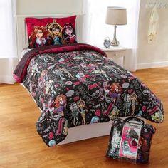 Monster High Bedding Set Twin