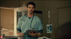"""Daniel Gillies """"Saving Hope"""" screen caps made by Tiffany Erika. Click on the picture to see them! #SavingHope ♥ #TheOriginals ♥ #DanielGillies"""