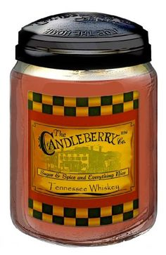 """Yum...@cinnamonhollow shared this Tennessee Whiskey scented candle on the site and now we wish it had a scratch n sniff feature - """"It has just enough of a Whiskey scent that makes it """"intoxicating"""" followed by an almost nutty finish."""""""