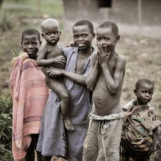 I want to bring Jesus to all those sweet kids who have never heard of the God that loves them like crazy.
