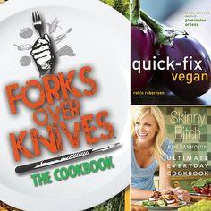 Best Vegan Cookbooks 2012
