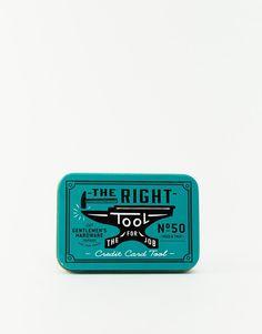 Gentlemen's Hardware Credit Card Tool