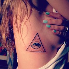 Eye of Providence, Eye of Horus, Eye of the World... I'd get this but with a different eye design.