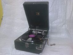 Grammofono voce del padrone