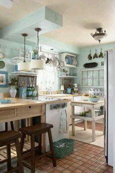 1000 Ideas About Duck Egg Blue Kitchen On Pinterest