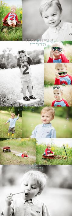 Boy photo shoot, toddler photo shoot, child photo, 2 year old photos, Photo Jewels Photography. Oh this has my style written all over it.
