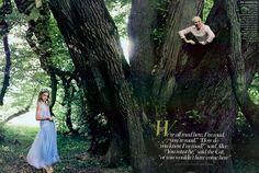 Vogue Alice In Wonderland Shoot 08AIW Alice In Wonderland by Vogue Magazine Wedding Blog