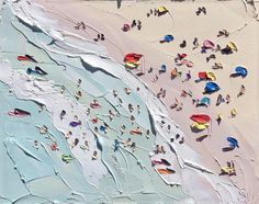 Beach by Sally West
