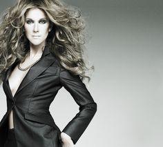 ruven afandor - Celine Dion great hair