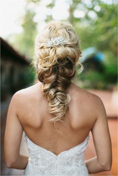 Elegant Bridal Updo Photography by Damaris Mia Photography