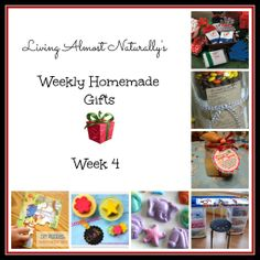 Weekly Homemade Christmas Gift ideas- Week 4