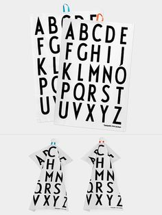 Arne Jacobsen Tea Towels by Design Letters   moddea