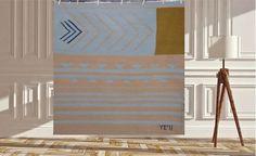 Colección Proporción Divina |  YE´ii handwoven 100%wool