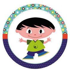 O Show da Luna – Kit festa grátis para imprimir – Inspire sua Festa ® Alice, Birthday, Party, Kids, Jenni, Flora, Silhouette, Party Printables, Party Favors