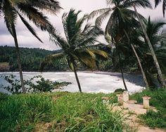 Sao Tome and Principe off of Africa