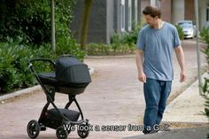 VW's Makes Dad's Dream Come True With Auto-Braking Stroller - Video - Creativity Online. This was a design stunt, not a real purchasable product, unfortunately. I would buy the heck out of it.